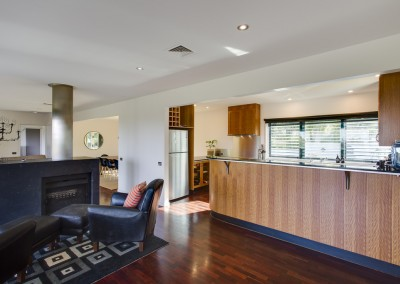 Open Plan Kitchen and Sitting